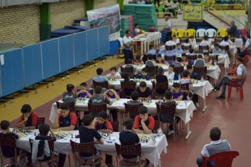 تصاویر روز اول مسابقات شطرنجشطرنج قهرمانی مدارس کشور  (دوره دوم ابتدایی - رامسر شهریور 97)